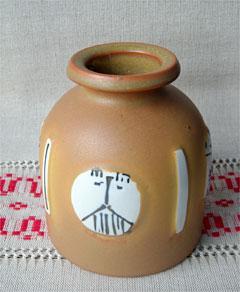 リサ ラーソン 花瓶