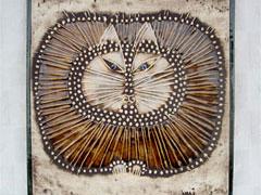 リサ ラーソン 陶板
